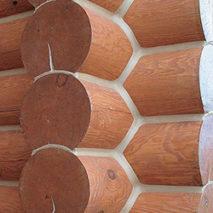 Акриловый герметик для деревянного дома